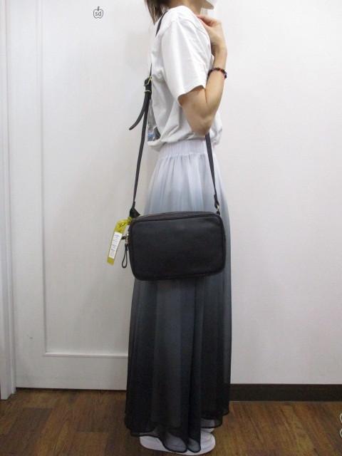 Ampersand アンパサンド Ampersand tanning shoulder bag 0419-401_e0076692_14452284.jpg