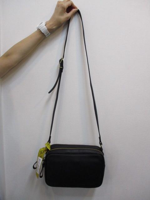 Ampersand アンパサンド Ampersand tanning shoulder bag 0419-401_e0076692_14452420.jpg