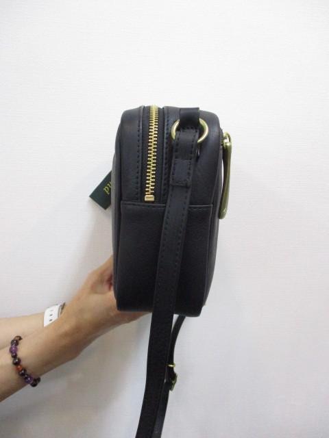Ampersand アンパサンド Ampersand tanning shoulder bag 0419-401_e0076692_14453712.jpg