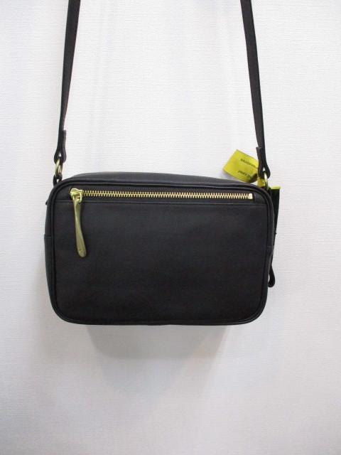 Ampersand アンパサンド Ampersand tanning shoulder bag 0419-401_e0076692_14454178.jpg