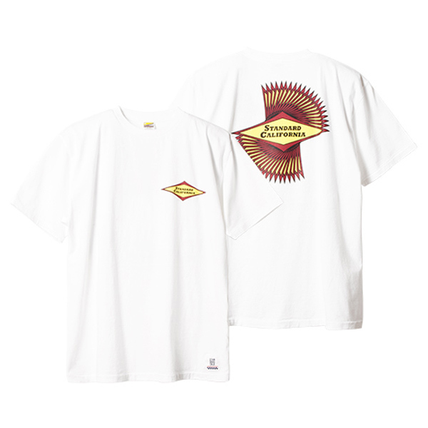 【DELIVERY】 STANDARD CALIFORNIA - Classic Surf Logo T_a0076701_16503801.jpg