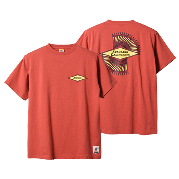 【DELIVERY】 STANDARD CALIFORNIA - Classic Surf Logo T_a0076701_16504659.jpg