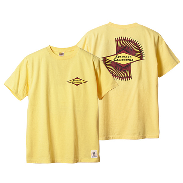 【DELIVERY】 STANDARD CALIFORNIA - Classic Surf Logo T_a0076701_16505425.jpg