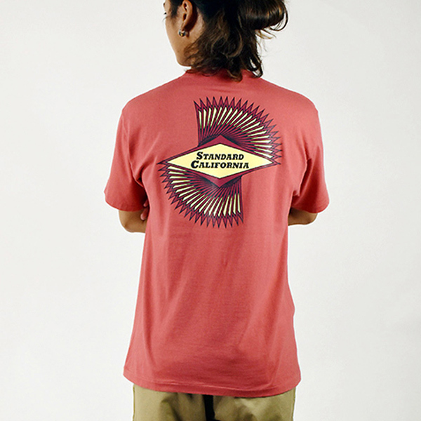 【DELIVERY】 STANDARD CALIFORNIA - Classic Surf Logo T_a0076701_16512420.jpg