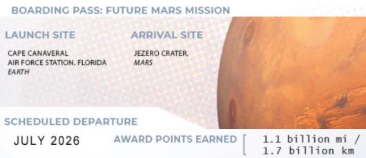 星の力、月の薬などでfeel good!、火星行きロケットのボーディング・パスの取り方_b0007805_04344617.jpg