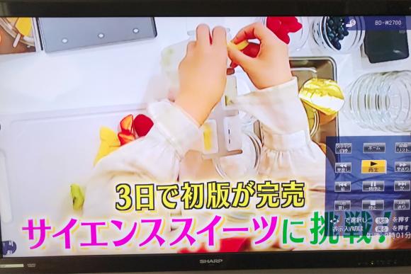 【PRESS】日テレ『メレンゲの気持ち』_d0339705_16425219.jpg