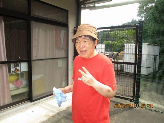 7/31 日中活動_a0154110_15355949.jpg