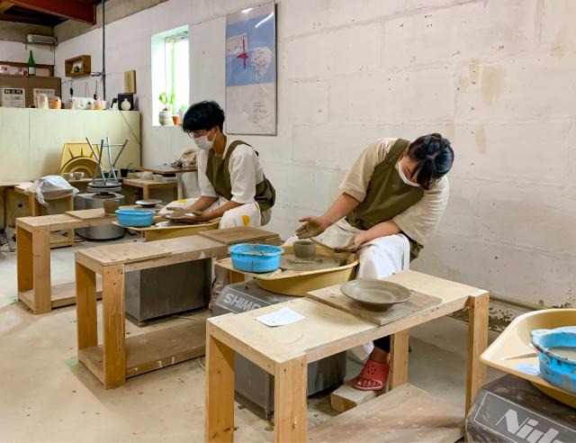 本日の陶芸教室 Vol.1071_a0163716_20582411.jpg