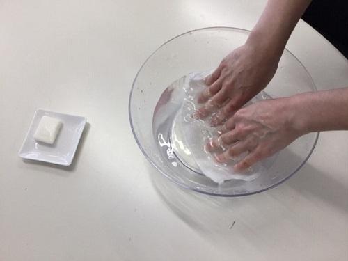 布マスクを洗ってみたら、、、洗剤の比較検証_a0322418_10264355.jpg