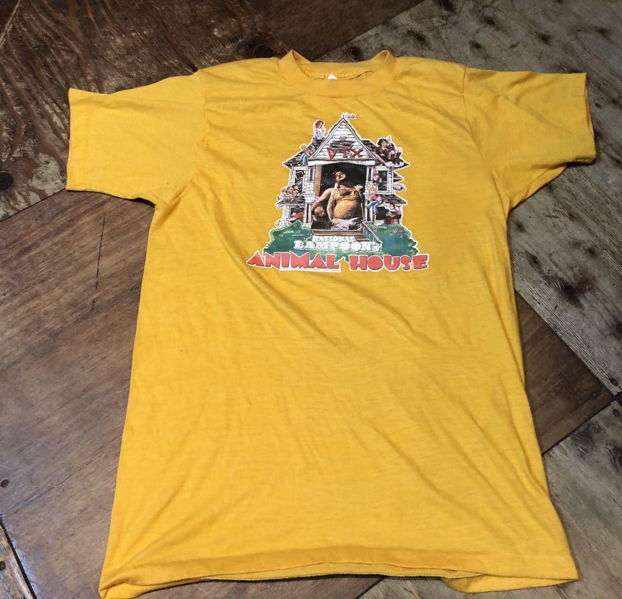 8月3日(月)入荷!70s 映画 アニマルハウス Tシャツ! ジョンベルーシ/映画T/movieTシャツ_c0144020_13232671.jpg