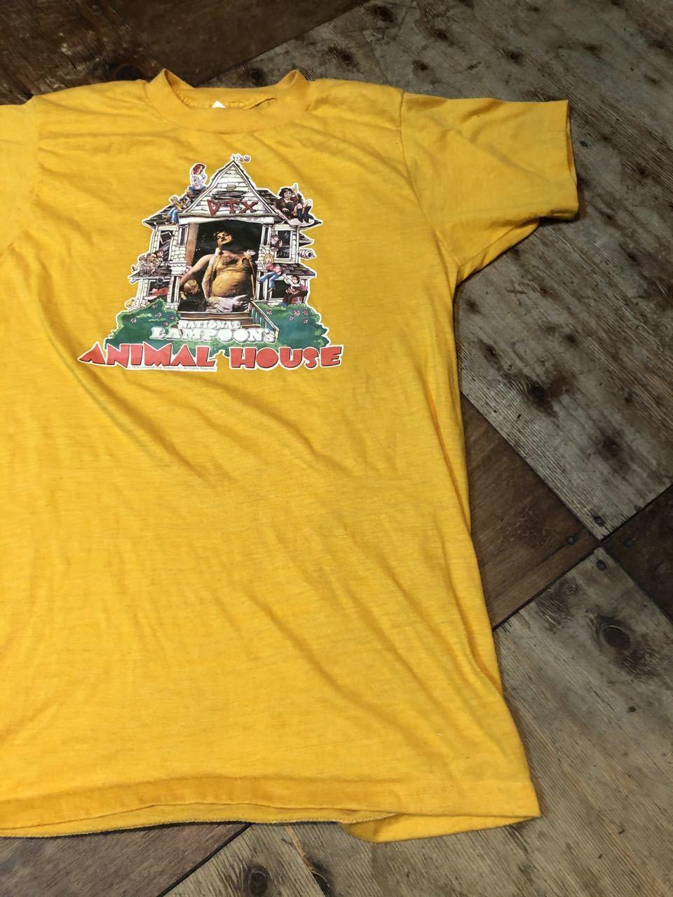 8月3日(月)入荷!70s 映画 アニマルハウス Tシャツ! ジョンベルーシ/映画T/movieTシャツ_c0144020_13232868.jpg