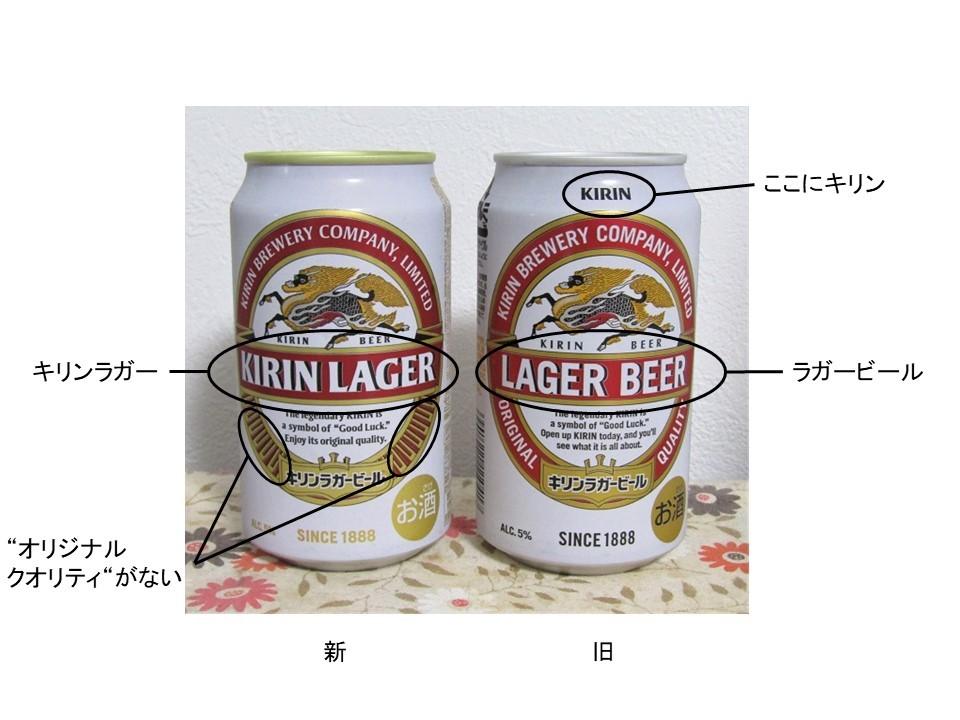 キリン ラガービール リニューアル2020~麦酒酔噺その1,205~さっさと_b0081121_06482684.jpg