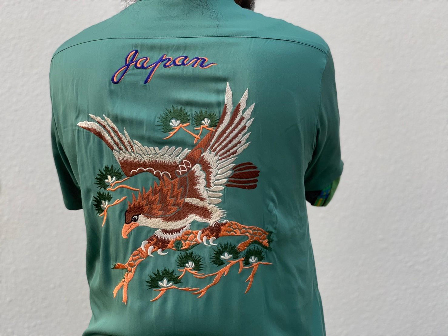 スカシャツも入荷してます!!_c0167336_20200876.jpg