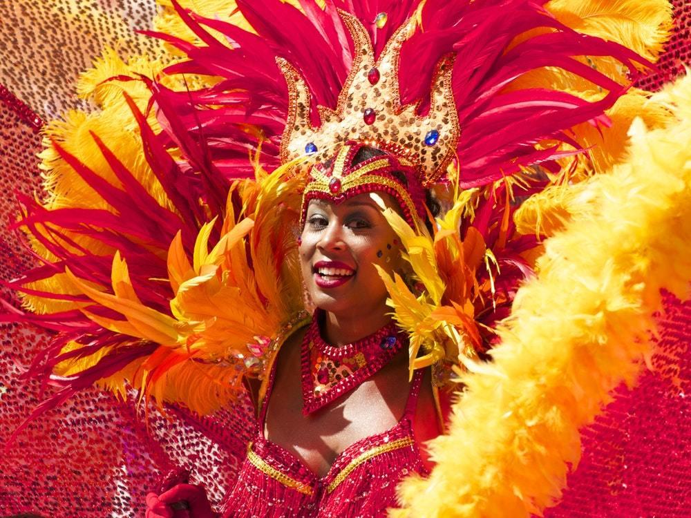 今年のカリビアンパレードは バーチャル フェスティバル。_f0293042_11190260.jpg