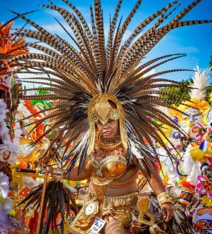 今年のカリビアンパレードは バーチャル フェスティバル。_f0293042_11194107.jpg