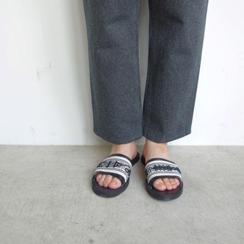 Needles : Peg- top jean pants_a0234452_11295567.jpg