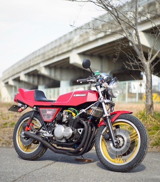 Z400FX 復刻モリワキ 手曲げ 限定 ショート管 よもやま話_d0246961_15320585.jpg