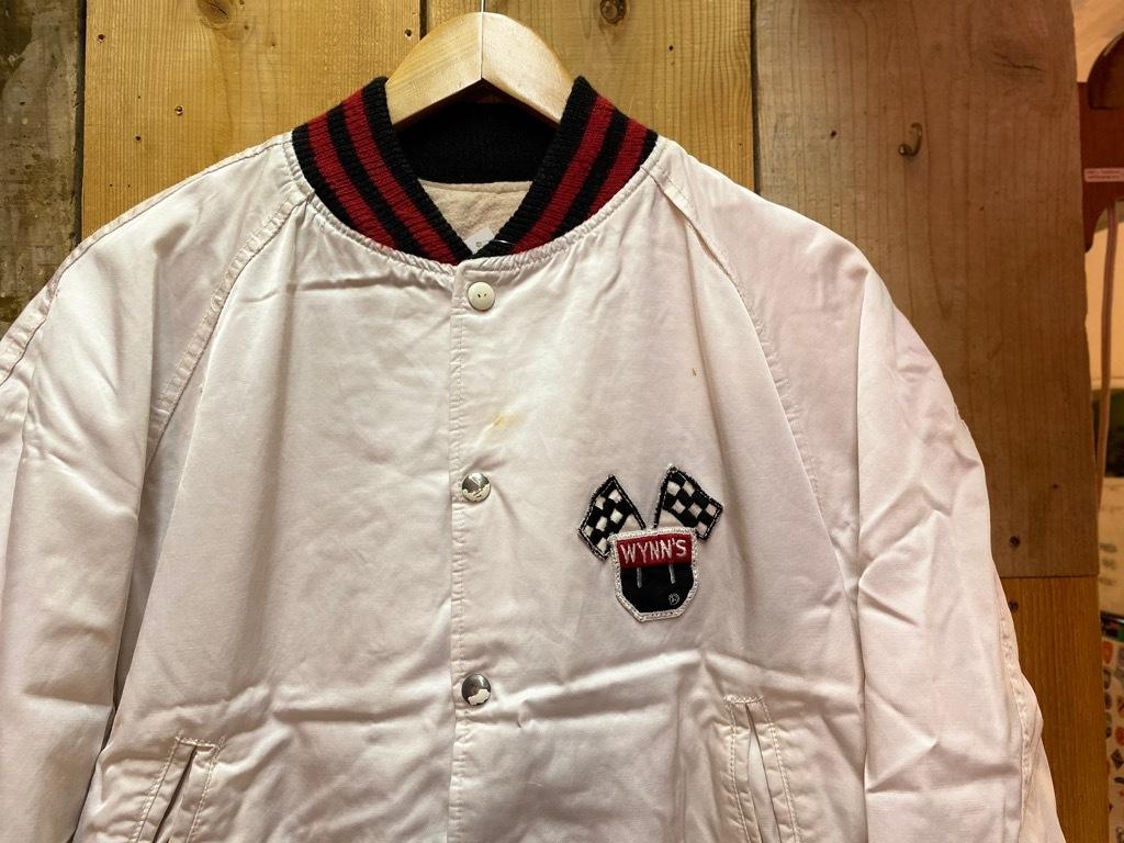 """8月8日(土)マグネッツ大阪店入荷日!\""""Nylon/Satin Varsity JKT Made In USA Part1\""""!!(マグネッツ大阪アメ村店)_c0078587_17095082.jpg"""
