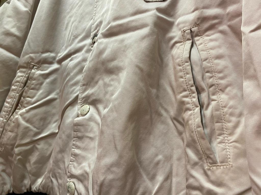 """8月8日(土)マグネッツ大阪店入荷日!\""""Nylon/Satin Varsity JKT Made In USA Part1\""""!!(マグネッツ大阪アメ村店)_c0078587_17095427.jpg"""