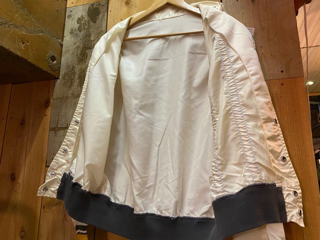 """8月8日(土)マグネッツ大阪店入荷日!\""""Nylon/Satin Varsity JKT Made In USA Part1\""""!!(マグネッツ大阪アメ村店)_c0078587_17125085.jpg"""