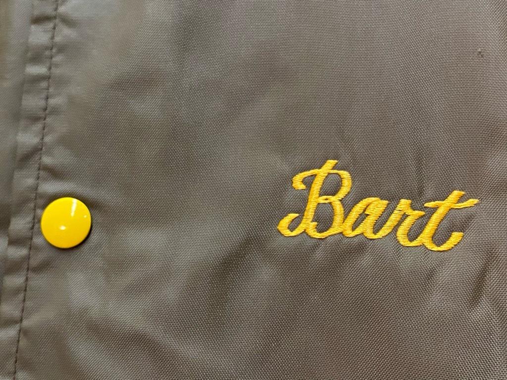 """8月8日(土)マグネッツ大阪店入荷日!\""""Nylon/Satin Varsity JKT Made In USA Part1\""""!!(マグネッツ大阪アメ村店)_c0078587_17264011.jpg"""