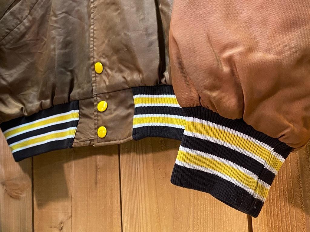 """8月8日(土)マグネッツ大阪店入荷日!\""""Nylon/Satin Varsity JKT Made In USA Part1\""""!!(マグネッツ大阪アメ村店)_c0078587_17435603.jpg"""