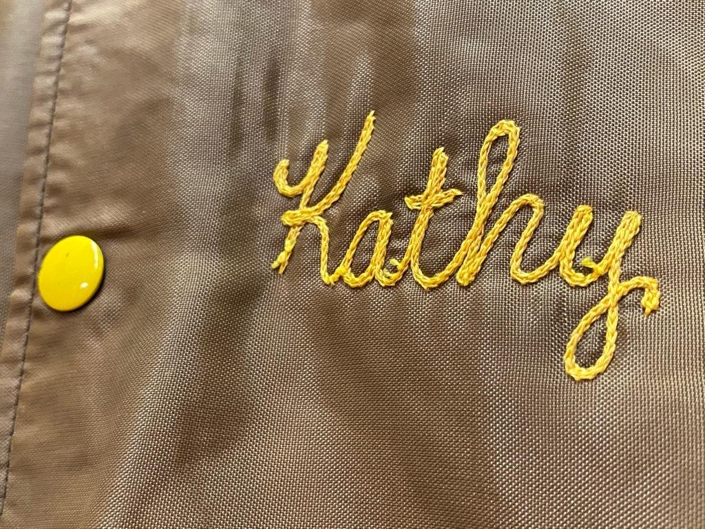 """8月8日(土)マグネッツ大阪店入荷日!\""""Nylon/Satin Varsity JKT Made In USA Part1\""""!!(マグネッツ大阪アメ村店)_c0078587_17435978.jpg"""