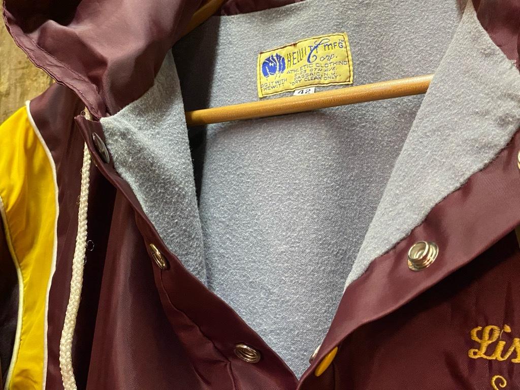 """8月8日(土)マグネッツ大阪店入荷日!\""""Nylon/Satin Varsity JKT Made In USA Part1\""""!!(マグネッツ大阪アメ村店)_c0078587_17470347.jpg"""