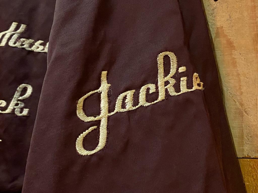 """8月8日(土)マグネッツ大阪店入荷日!\""""Nylon/Satin Varsity JKT Made In USA Part1\""""!!(マグネッツ大阪アメ村店)_c0078587_17494695.jpg"""