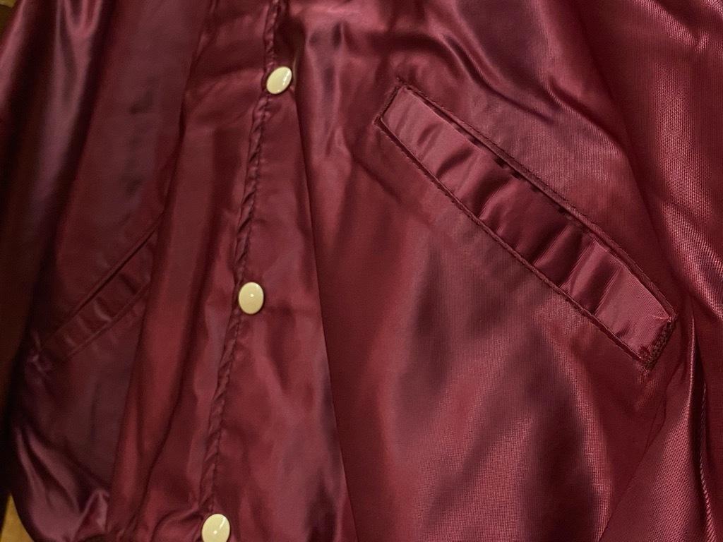 """8月8日(土)マグネッツ大阪店入荷日!\""""Nylon/Satin Varsity JKT Made In USA Part1\""""!!(マグネッツ大阪アメ村店)_c0078587_17510702.jpg"""
