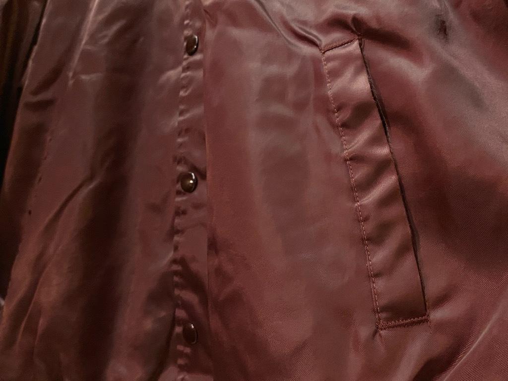 """8月8日(土)マグネッツ大阪店入荷日!\""""Nylon/Satin Varsity JKT Made In USA Part1\""""!!(マグネッツ大阪アメ村店)_c0078587_17524164.jpg"""
