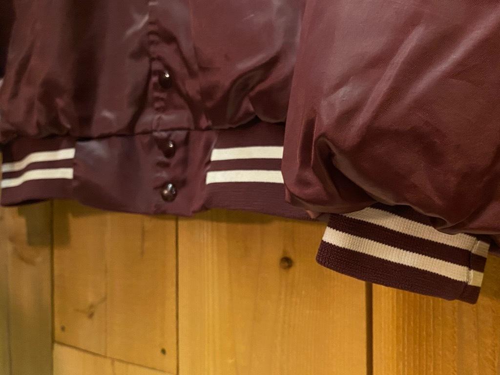 """8月8日(土)マグネッツ大阪店入荷日!\""""Nylon/Satin Varsity JKT Made In USA Part1\""""!!(マグネッツ大阪アメ村店)_c0078587_17524186.jpg"""