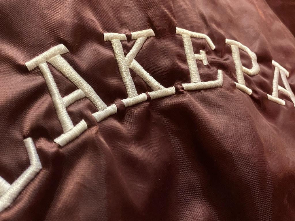 """8月8日(土)マグネッツ大阪店入荷日!\""""Nylon/Satin Varsity JKT Made In USA Part1\""""!!(マグネッツ大阪アメ村店)_c0078587_17524626.jpg"""