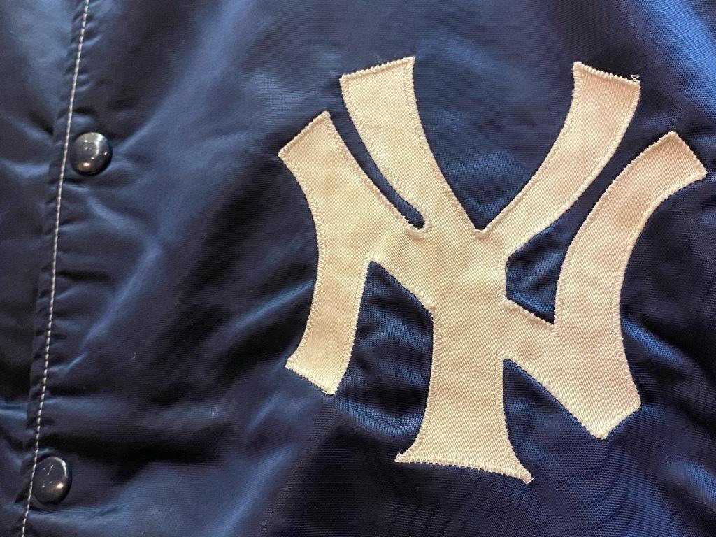 """8月8日(土)マグネッツ大阪店入荷日!\""""Nylon/Satin Varsity JKT Made In USA Part1\""""!!(マグネッツ大阪アメ村店)_c0078587_17550841.jpg"""