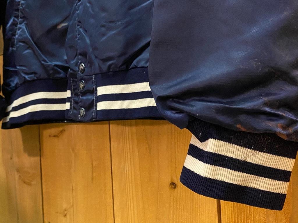 """8月8日(土)マグネッツ大阪店入荷日!\""""Nylon/Satin Varsity JKT Made In USA Part1\""""!!(マグネッツ大阪アメ村店)_c0078587_17551305.jpg"""