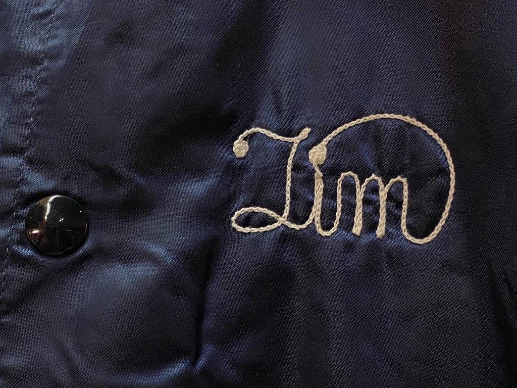 """8月8日(土)マグネッツ大阪店入荷日!\""""Nylon/Satin Varsity JKT Made In USA Part1\""""!!(マグネッツ大阪アメ村店)_c0078587_17564824.jpg"""