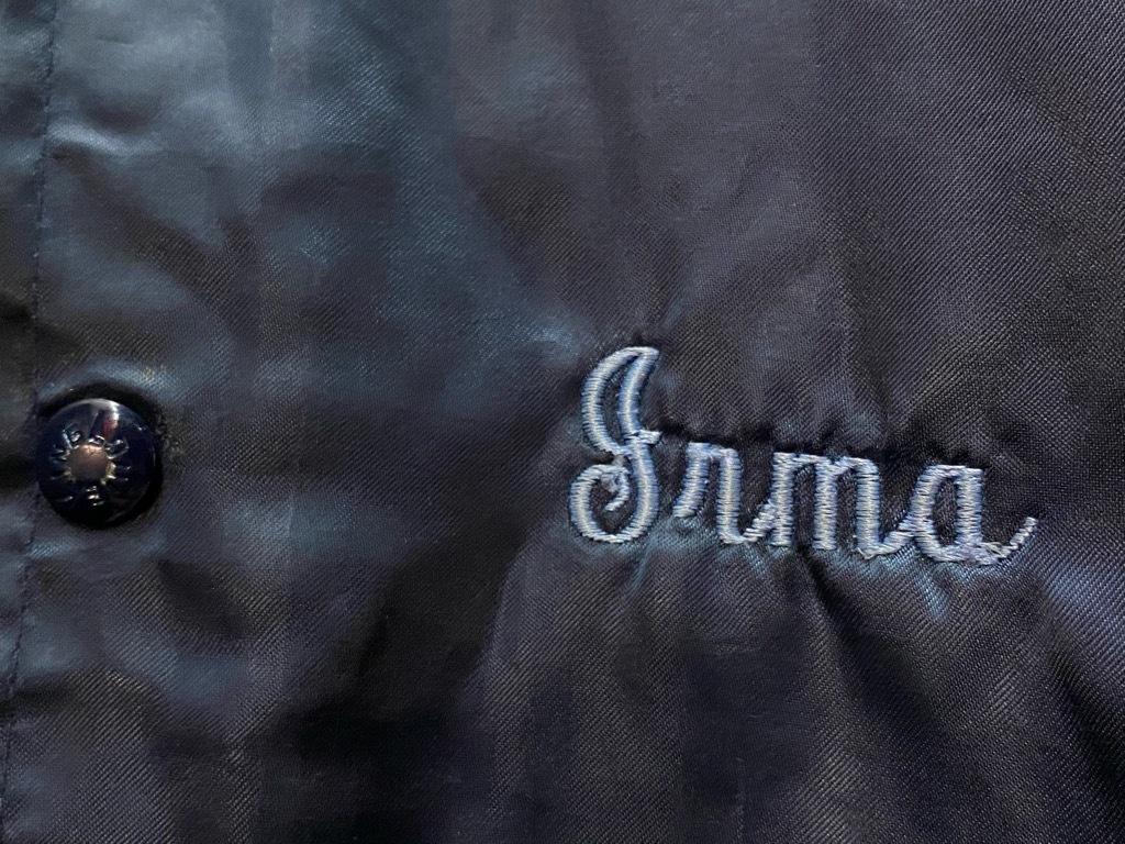 """8月8日(土)マグネッツ大阪店入荷日!\""""Nylon/Satin Varsity JKT Made In USA Part1\""""!!(マグネッツ大阪アメ村店)_c0078587_17584274.jpg"""