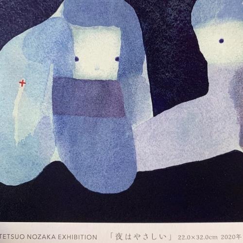 野坂徹夫先生の個展におじゃまして やる気出ました_a0134394_09171001.jpeg