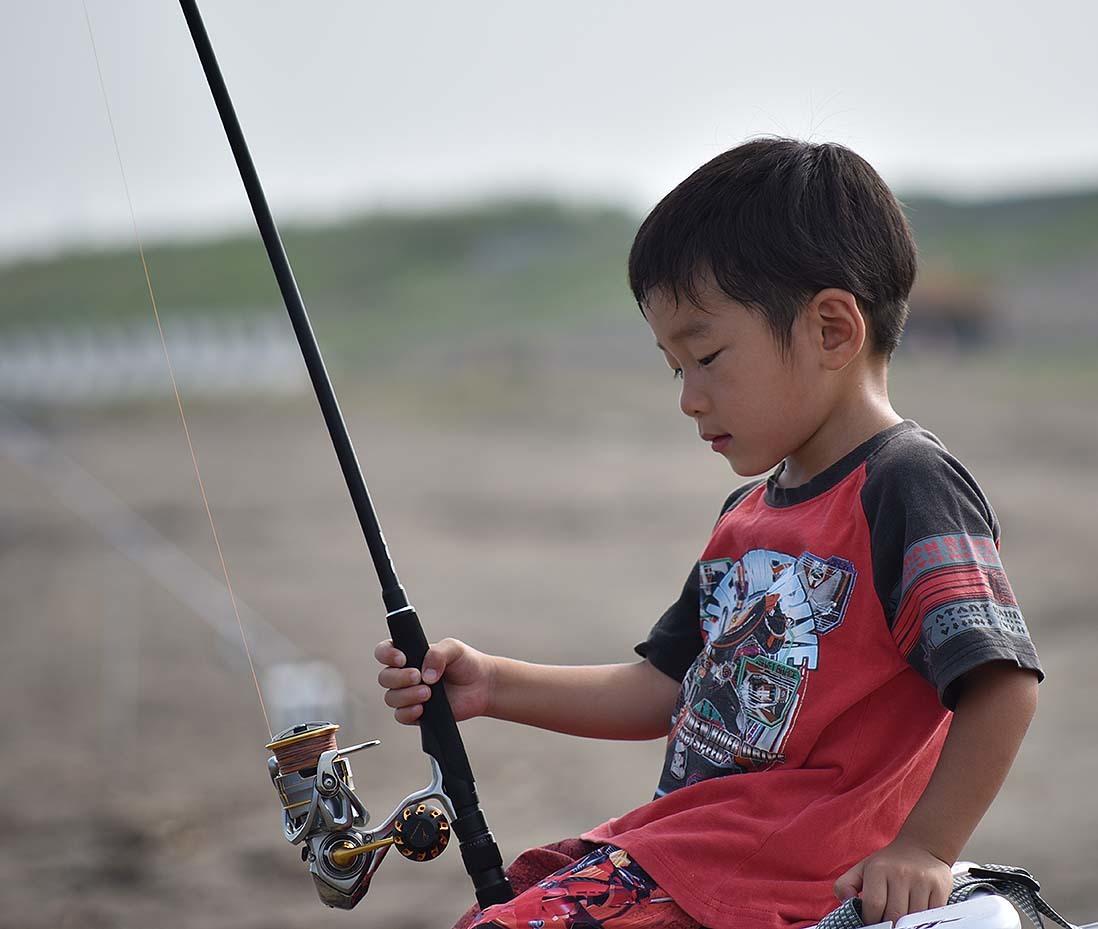 鱚釣り…のつもりが_c0095801_21383846.jpg