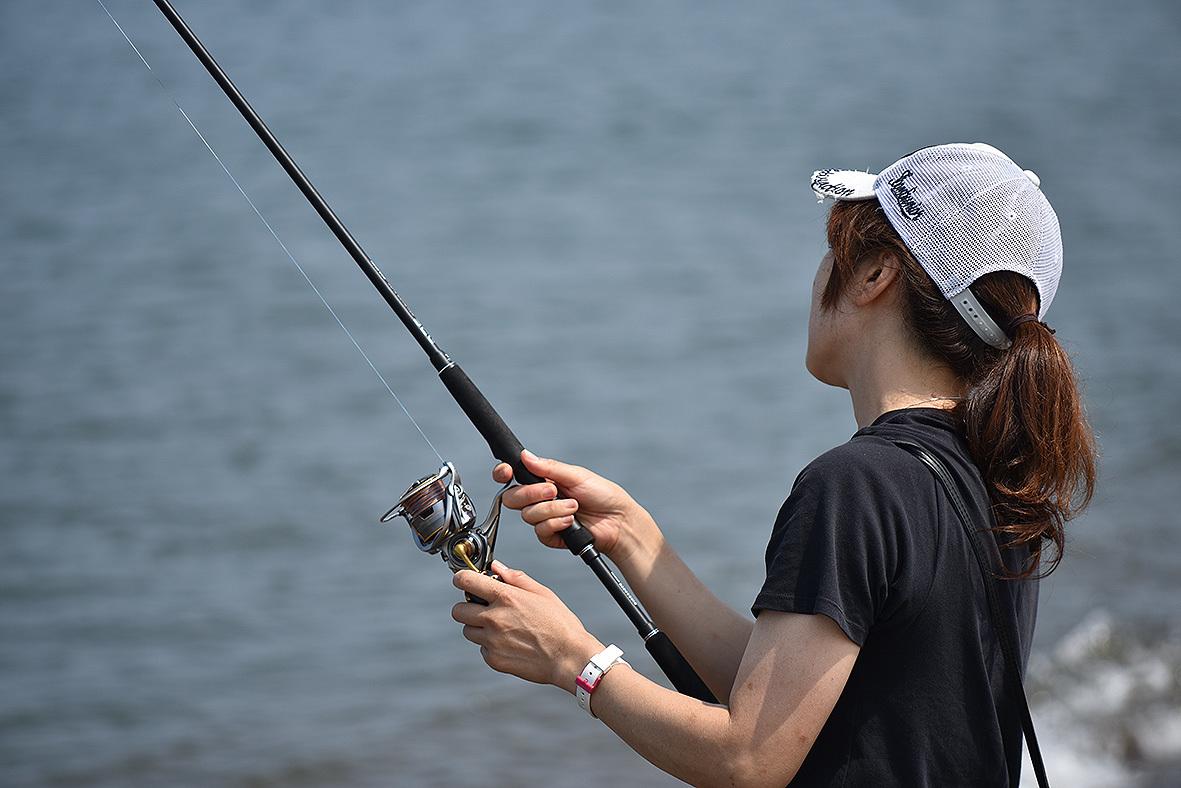 鱚釣り…のつもりが_c0095801_21384174.jpg