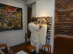2020.7.28 Yudai Yabumoto. 個展「ファーストインセプション」_e0189606_14102509.jpg