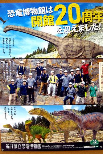 福井恐竜博物館20周年!_e0045113_17585960.jpg