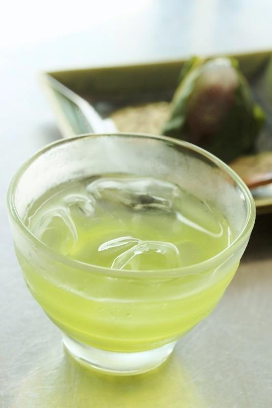 今回のテーマは「水出し緑茶」_b0220318_19003745.jpg