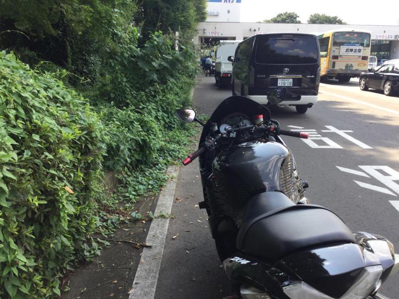 【バイク屋稼業】ZZR1400の車検へ。_d0221319_19251392.jpg