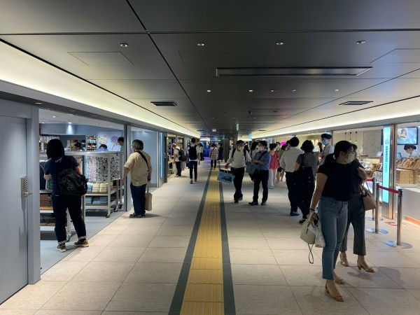8月3日グランドオープン、GRANSTA TOKYO_d0035921_19112396.jpg
