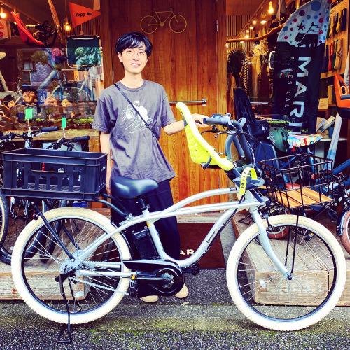 BP02 !! パナソニックBP02特集☆Yepp ビッケ ステップクルーズ 電動自転車 おしゃれ自転車 チャイルドシート bobikeone BEAMS パナソニックez パナソニックbp02_b0212032_17265602.jpeg