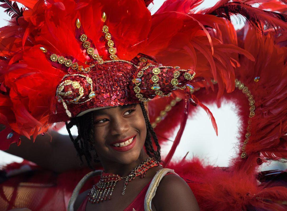 今年のカリビアンパレードは バーチャル フェスティバル。_f0293042_01065499.jpg