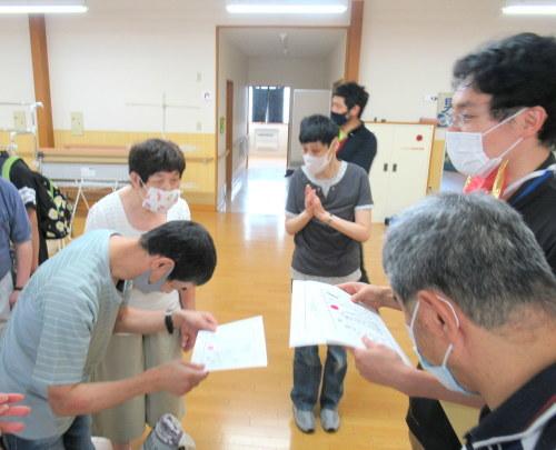 夏イベント Part1 (アイスフェスティバル&カラオケ大会)_c0350752_23070238.jpg