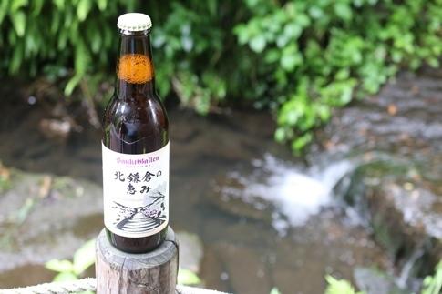 お中元に地ビール「北鎌倉の恵み」をよろしく8・4_c0014967_18005521.jpg