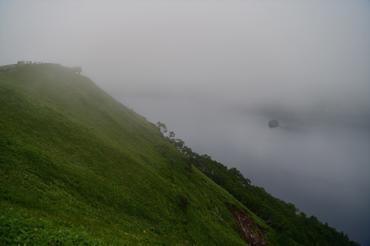 霧の中の摩周湖_d0105582_21463446.jpg